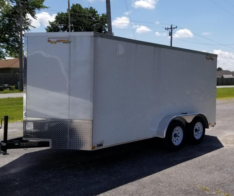 2021 Doolittle Trailer 7x14 Enclosed Cargo Trailer