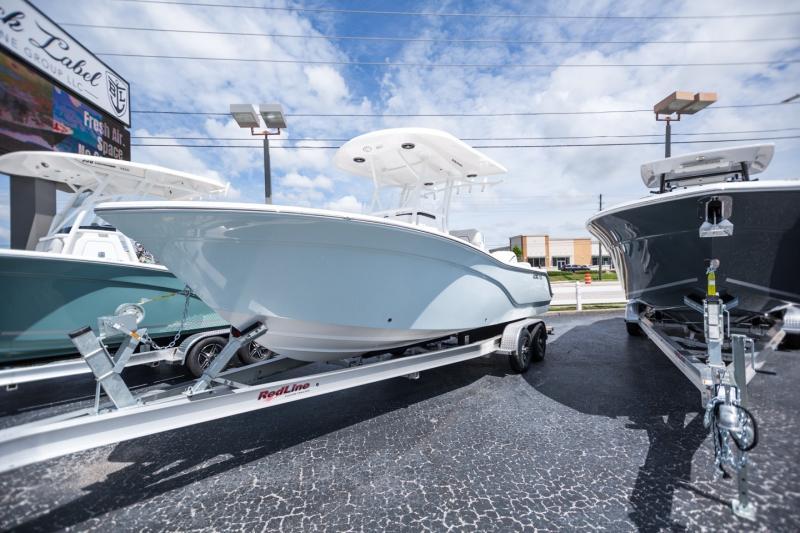 2022 Sea Fox Boat Company 249 Avenger Center Console