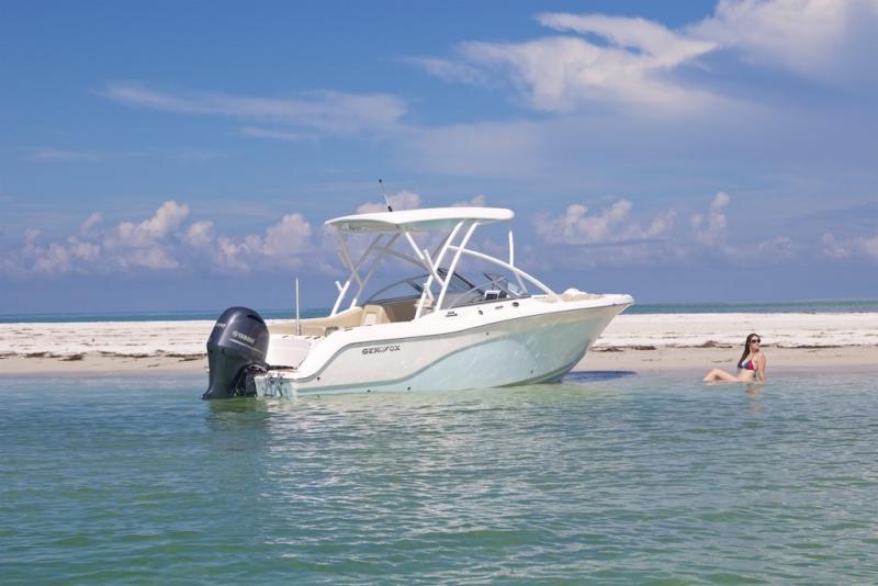 2021 Sea Fox Boat Company 226 Traveler Dual Console