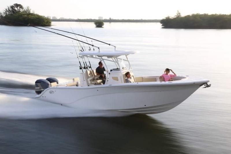 2022 Sea Fox Boat Company 288 Commander Center Console