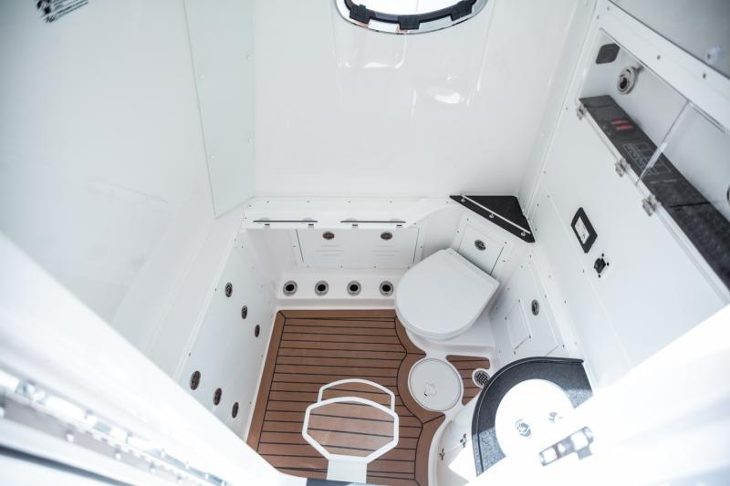 2022 Caymas Boats 341 CC Center Console