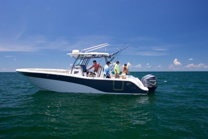 2021 Sea Fox Boat Company 328 Commander Center Console