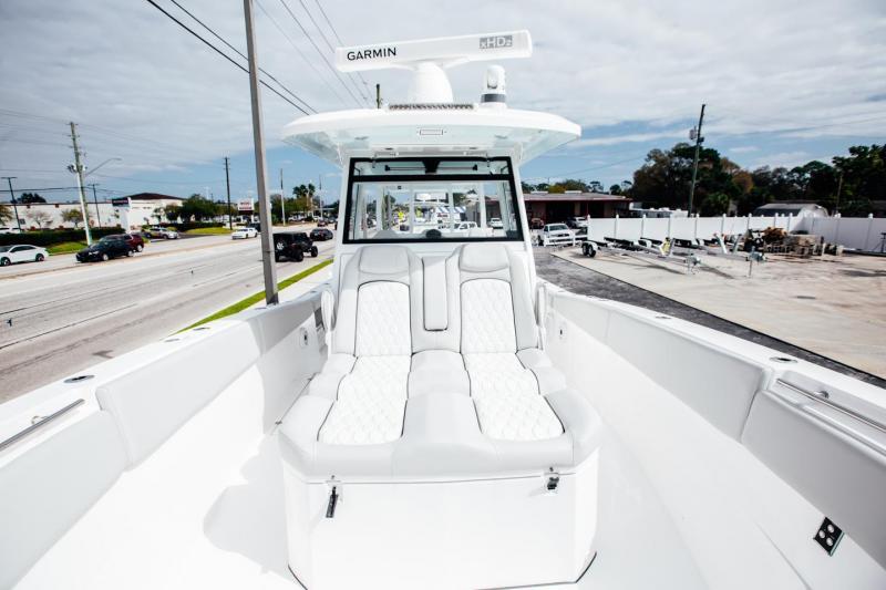 2021 Sea Fox Boat Company 368 Commander Center Console