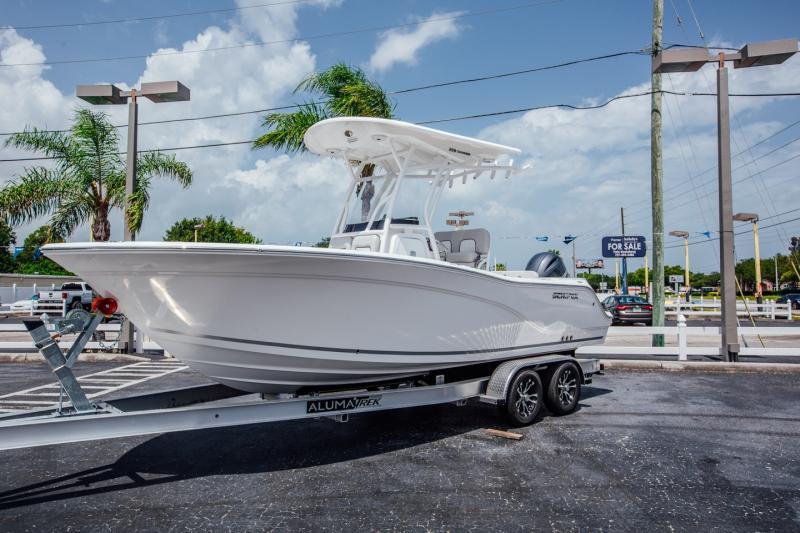 2021 Sea Fox Boat Company 228 Commander Center Console