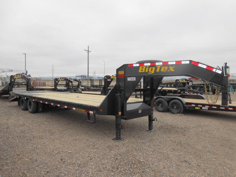2021 Big Tex Trailers 25GN-25+5MR Flatbed Trailer