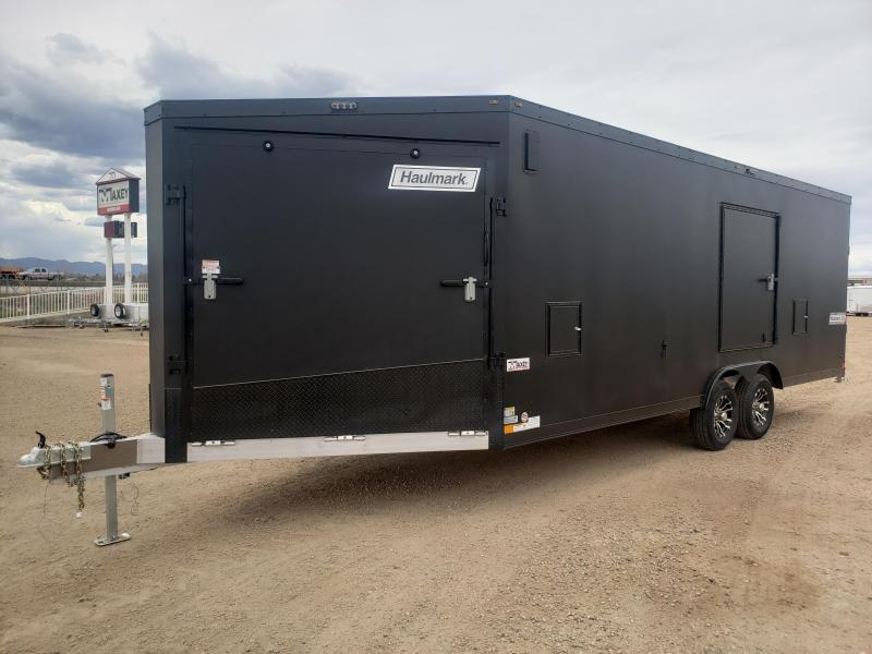 2020 Haulmark HASA85X22WT3 Aluminum All Sport / Car / Race / UT Snowmobile Trailer