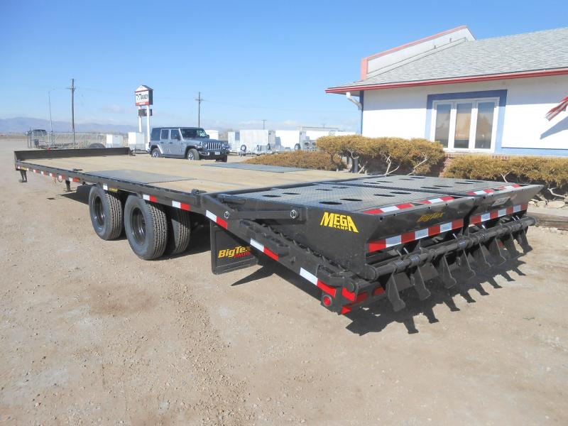 2021 Big Tex Trailers 22PH-25+5MR Pintle Deck-Over Flatbed Trailer