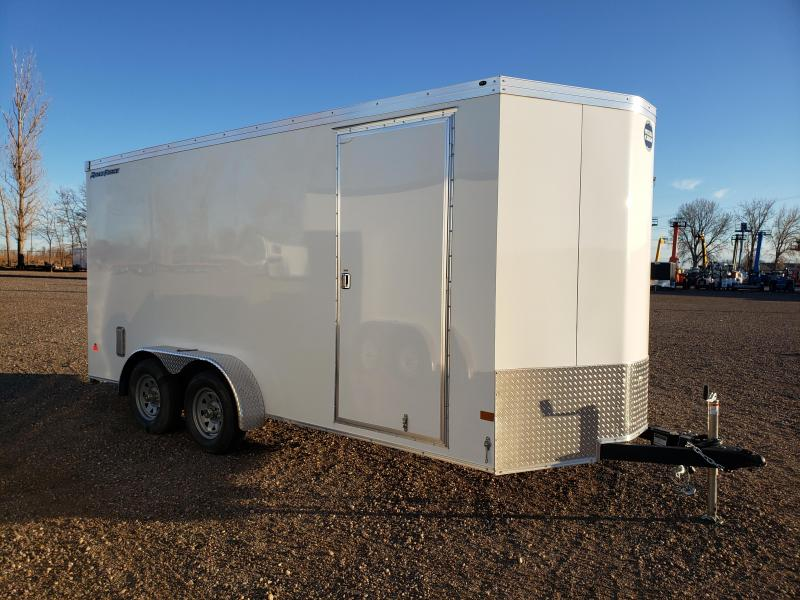 2021 Wells Cargo RFV716T2-RD Enclosed Cargo Trailer