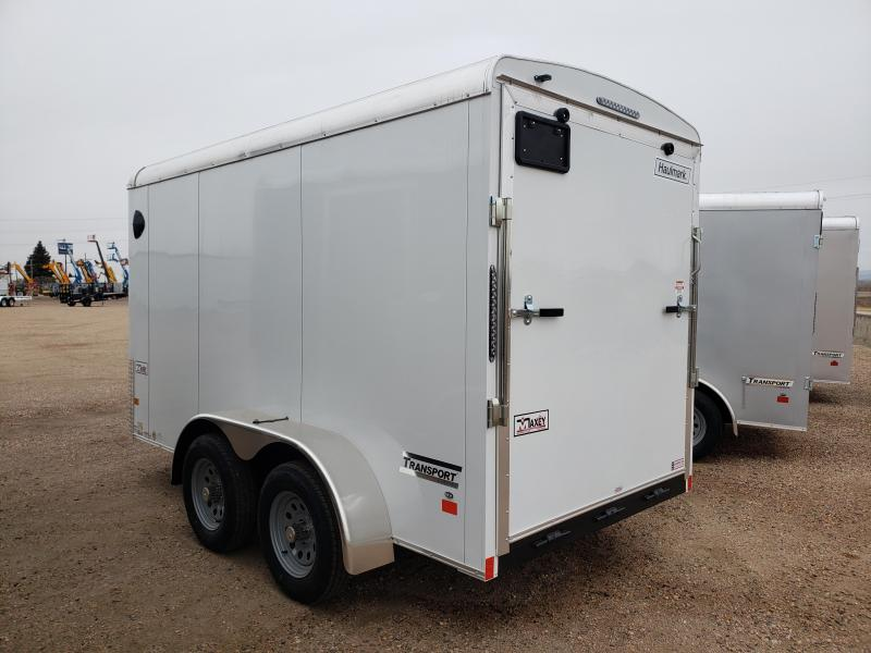 2021 Haulmark TS612T2-RD Enclosed Cargo Trailer