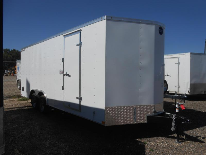 2021 Wells Cargo FT8520T2-D-RD Enclosed Cargo Trailer