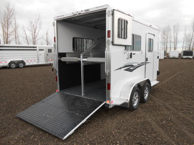 2020 Featherlite 9652-212A Straight Load 2 Horse Trailer