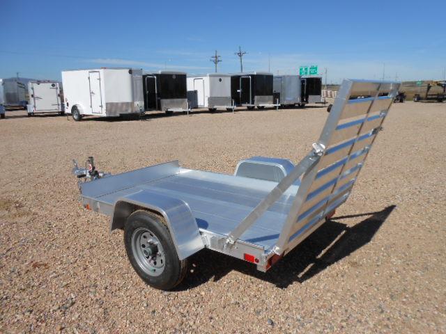 2021 Aluma 486 Aluminum Utility Trailer