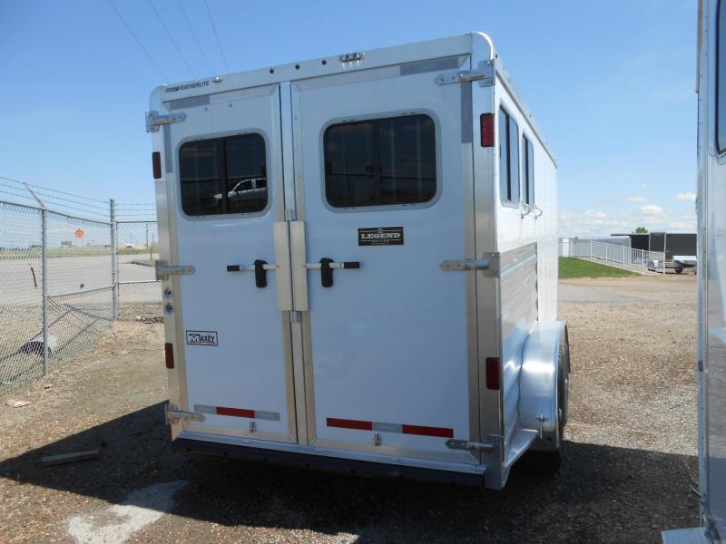 2020 Featherlite 7541-204A Gooseneck 2 Horse Trailer
