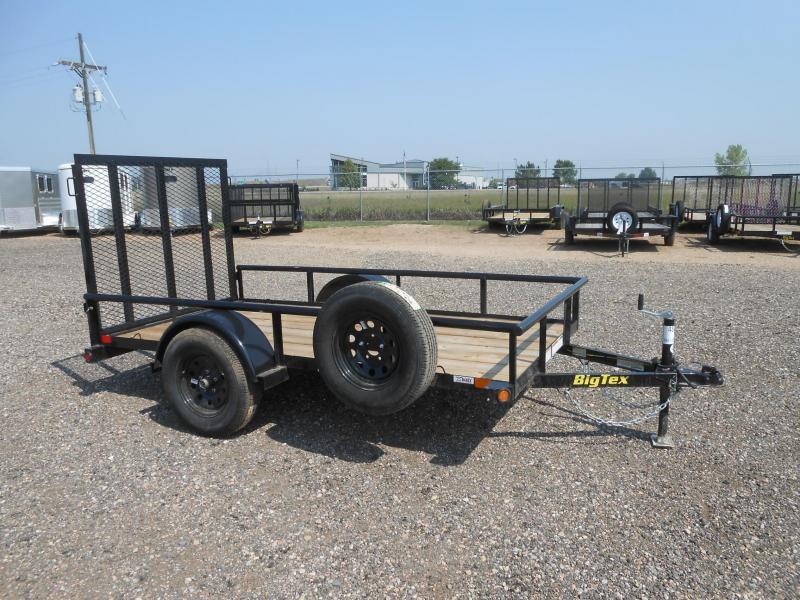 2021 Big Tex Trailers 30SA-12 Utility Trailer