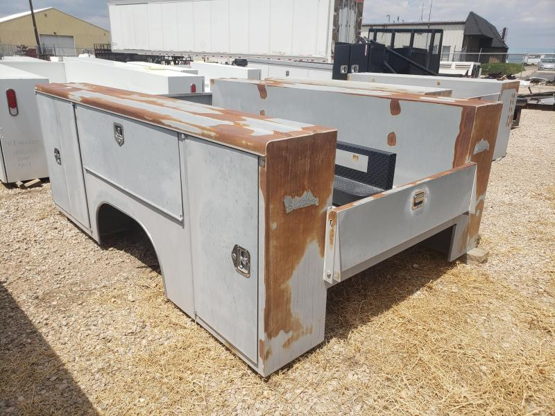 2008 Harbor Utility/Service Body Truck Bed