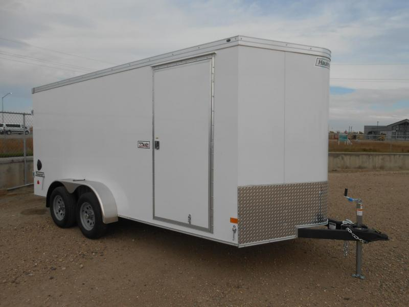 2021 Haulmark TSV716T2-DBL DRS Enclosed Cargo Trailer