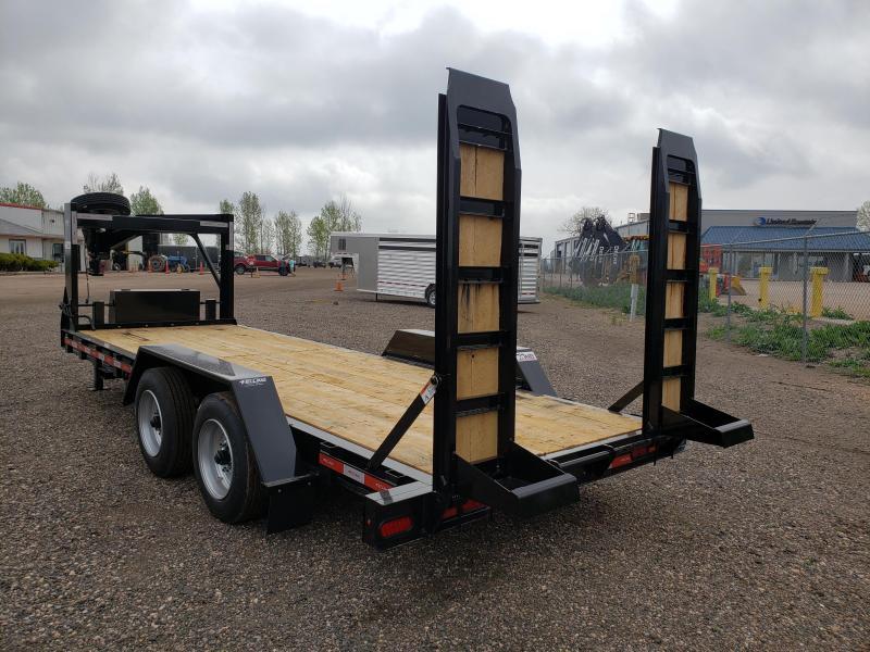 2022 Felling Trailers FT-14I-20GN Heavy Duty Gooseneck Equipment Trailer