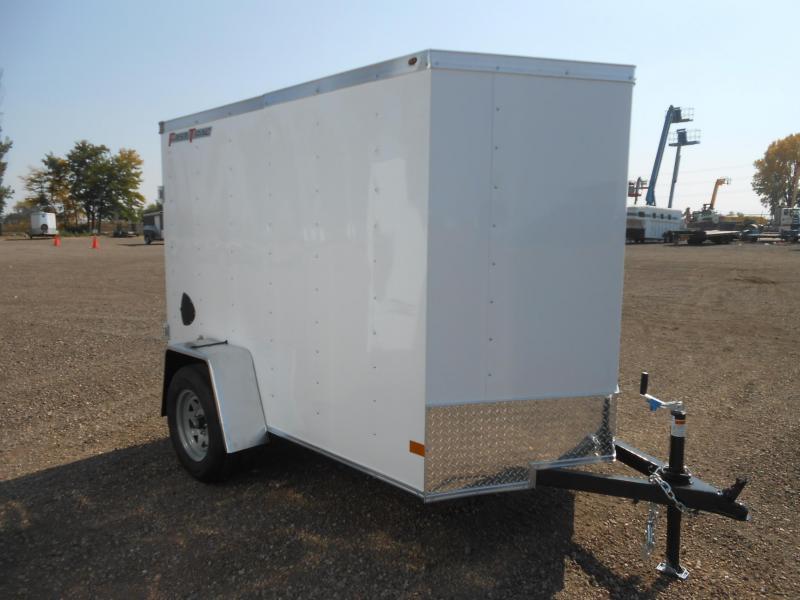 2022 Wells Cargo FT58S2 Enclosed Cargo Trailer