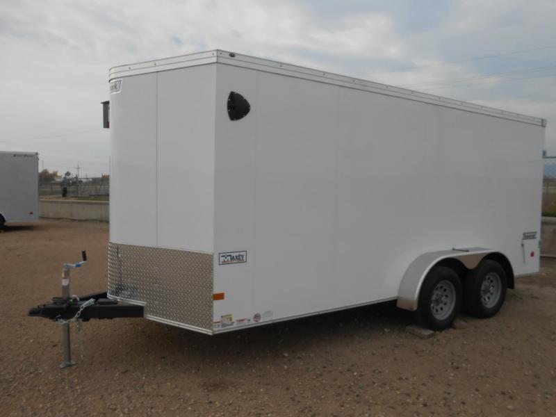 2021 Haulmark TSV716T2-DBL DRS Enclosed Cargo Trailer