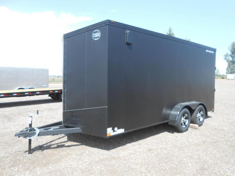 2022 Wells Cargo RFV716T2-RD Enclosed Cargo Trailer