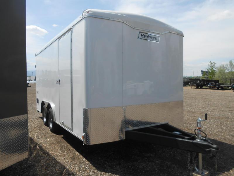 2022 Haulmark TS8516T2-RD Enclosed Cargo Trailer