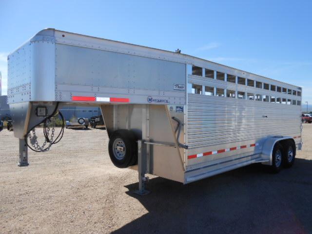 2020 EBY 20FT MAVERICK Livestock Trailer