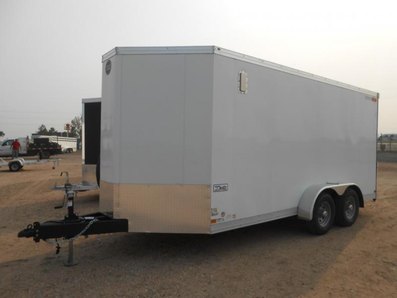 2021 Wells Cargo WVHD716T3-RD Heavy Duty Enclosed Cargo Trailer