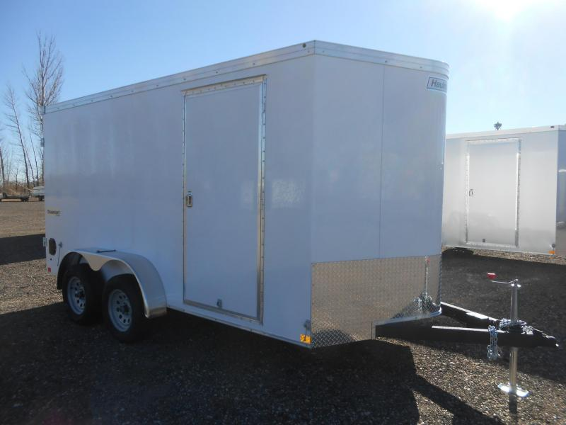 2021 Haulmark TSV714T2-DBL DRS Enclosed Cargo Trailer
