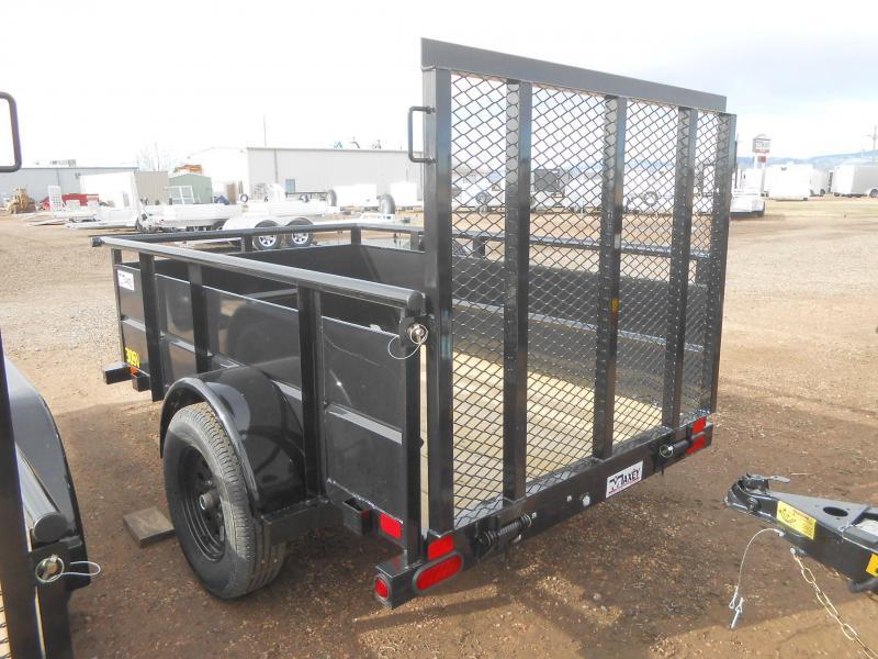 2020 Big Tex Trailers 30SV-08 Solid Side Utility Trailer