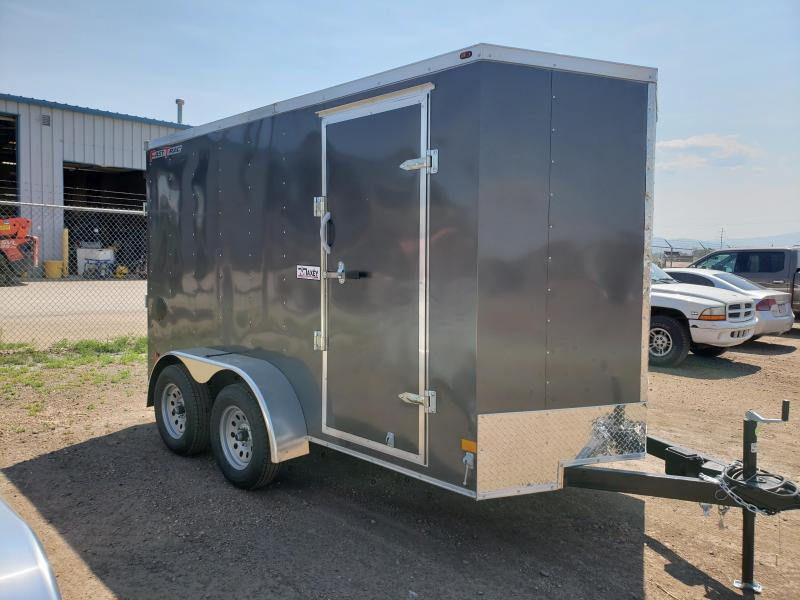 2021 Wells Cargo FT612T2-D-RD Enclosed Cargo Trailer