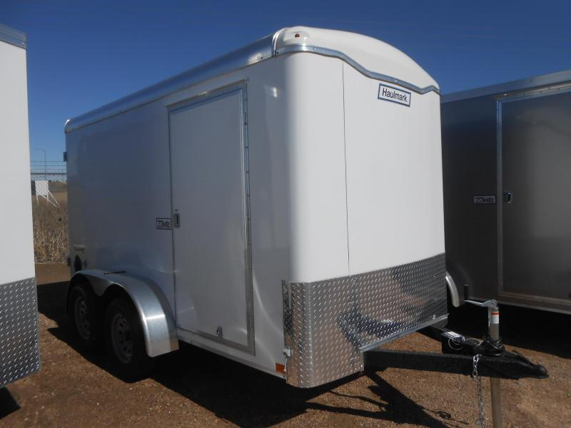 2021 Haulmark TS612T2-DBL DRS Enclosed Cargo Trailer
