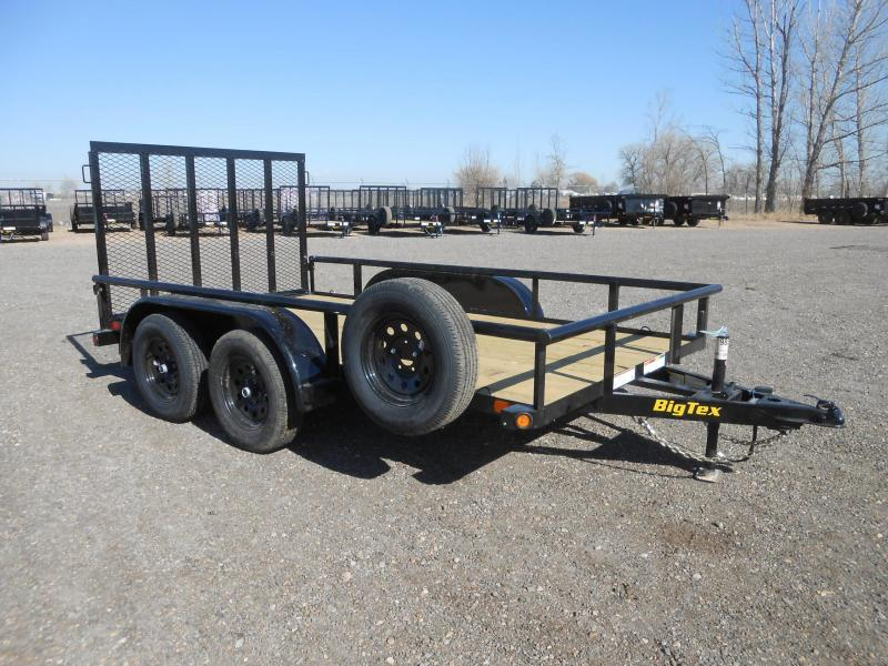 2021 Big Tex Trailers 60PI-12 Utility Trailer