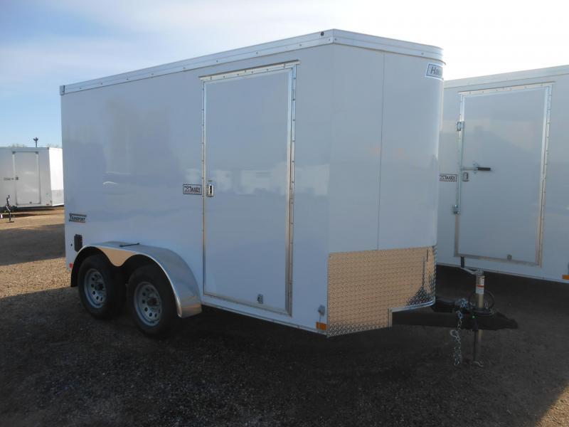 2021 Haulmark TSV612T2-RD Enclosed Cargo Trailer
