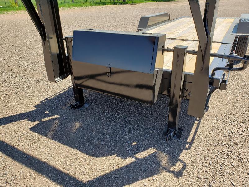 2022 Felling Trailers FT-16IT-22GN-TILT Super Duty Equipment Trailer