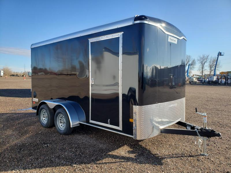 2021 Haulmark TS714T2-RD Enclosed Cargo Trailer