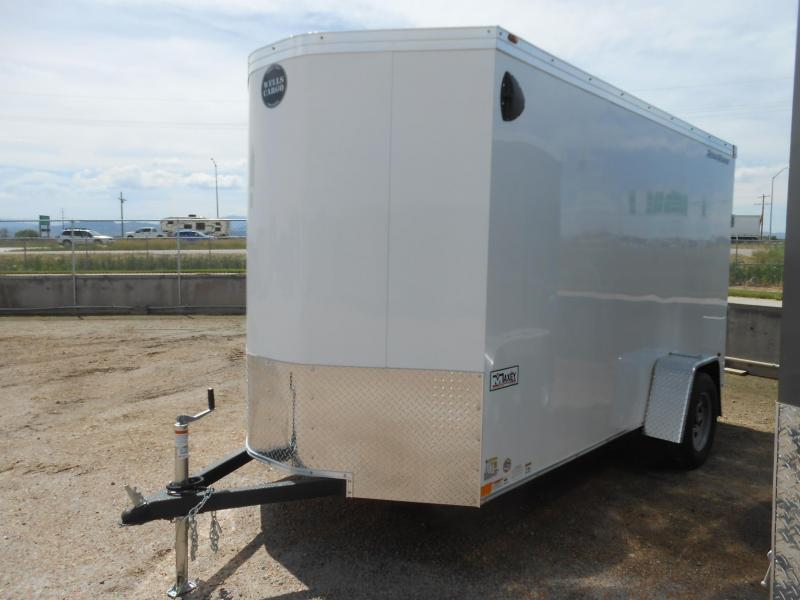 2020 Wells Cargo RFV612S2-RD Enclosed Cargo Trailer