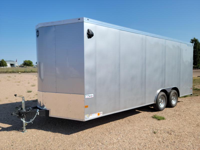 2022 Wells Cargo RFV8520T3-RD Enclosed Cargo Trailer
