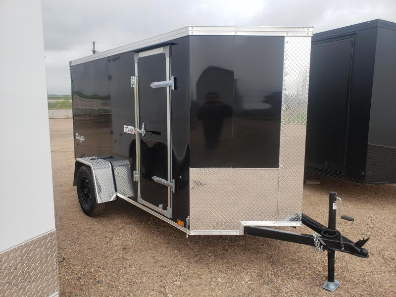 2022 Cargo Express XLW5X10SI2-RD Enclosed Cargo Trailer