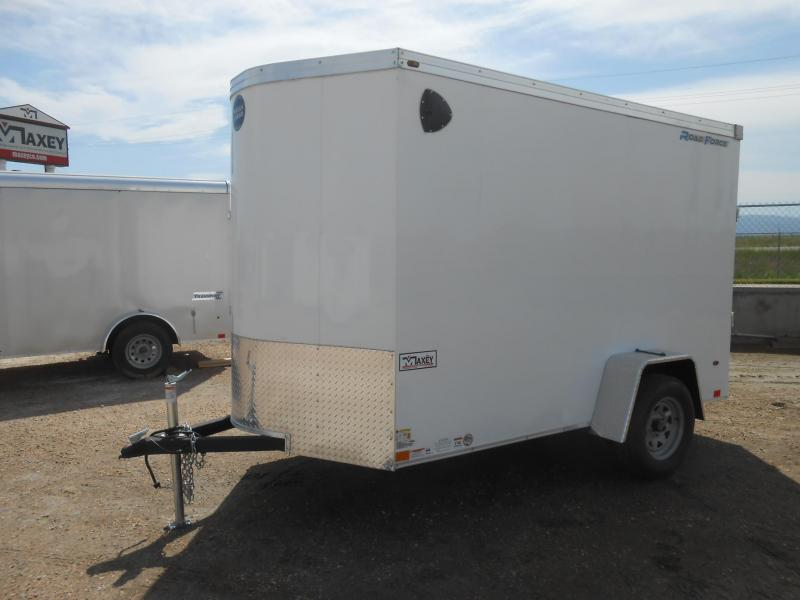 2020 Wells Cargo RFV610S2-RD Enclosed Cargo Trailer