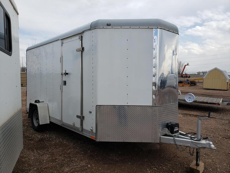 2007 Wells Cargo Cargo Wagon CW1211-V-RD Enclosed Cargo Trailer