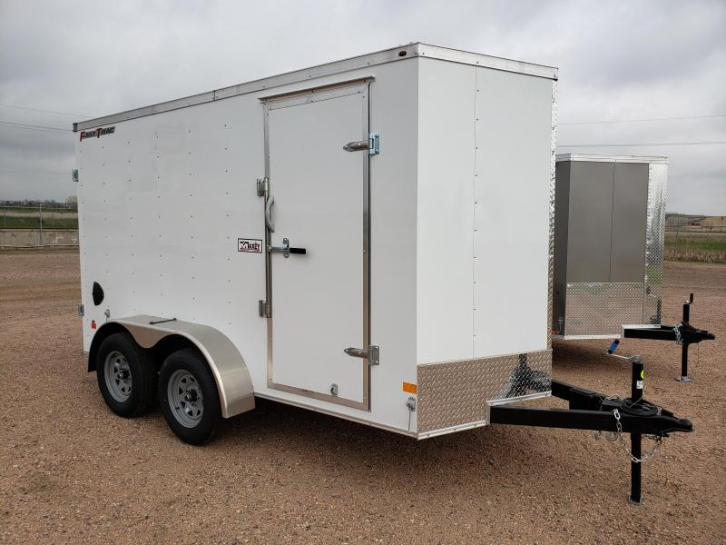 2021 Wells Cargo FT612T2-D-DBL DRS Enclosed Cargo Trailer