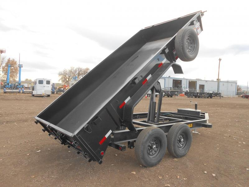 2021 Big Tex Trailers 14LD-14 Low Profile Dump Trailer