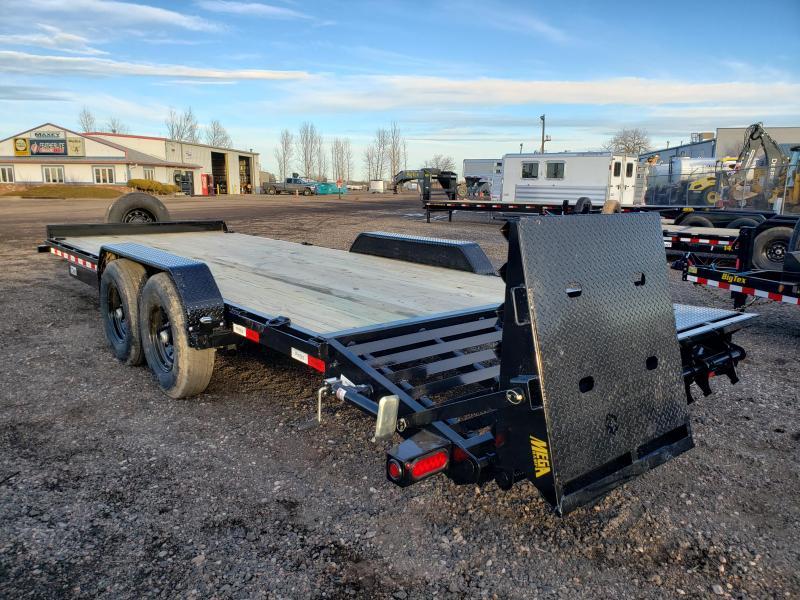 2022 Big Tex Trailers 14ET-20MR Equipment Trailer