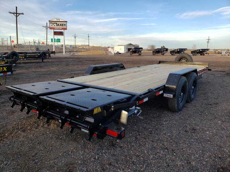 2021 Big Tex Trailers 14ET-22MR Equipment Trailer