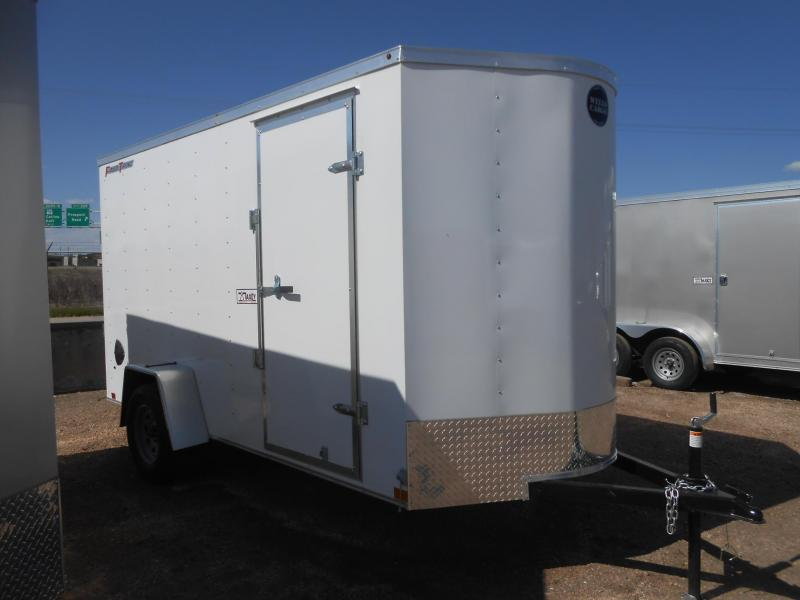 2021 Wells Cargo FT612S2-RD Enclosed Cargo Trailer