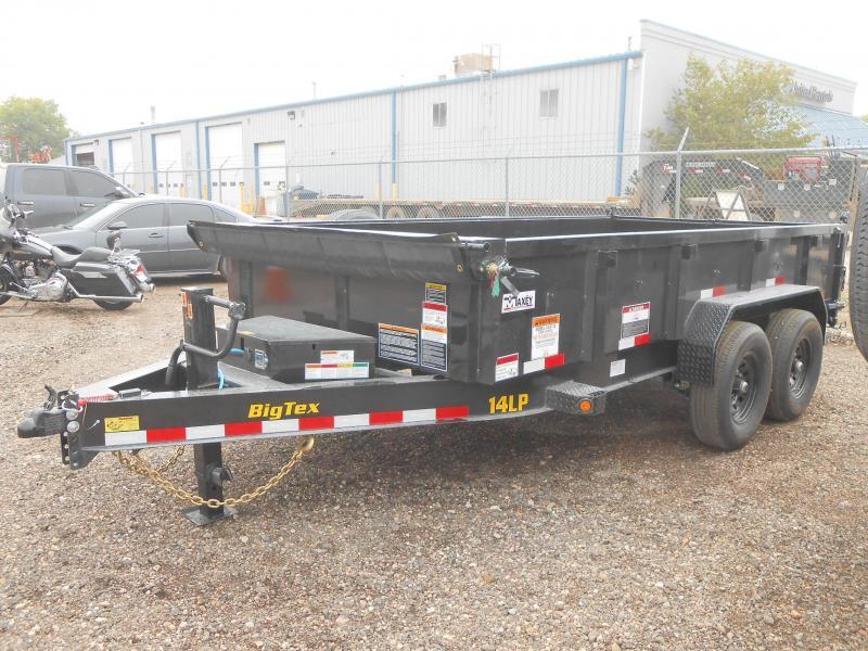 2022 Big Tex Trailers 14LP-14 Low Profile Dump Trailer