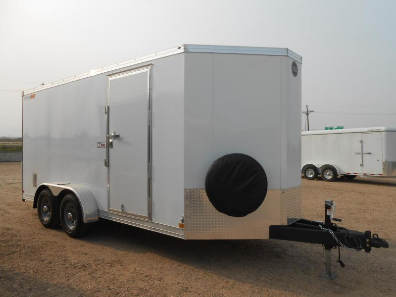 2021 Wells Cargo WVHD716T3-RD Heavy Duty Enclosed Cargo Trailer