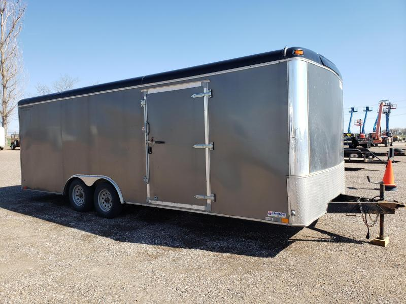2013 United Trailers 8.5'W X 22'L Enclosed Cargo Trailer