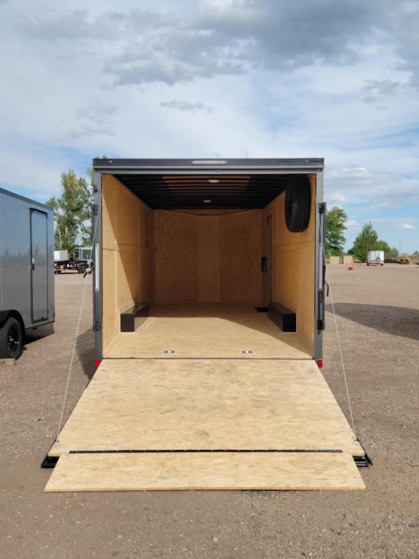 2022 Cargo Express XLW85X20TE3SE-RD Enclosed Cargo Trailer