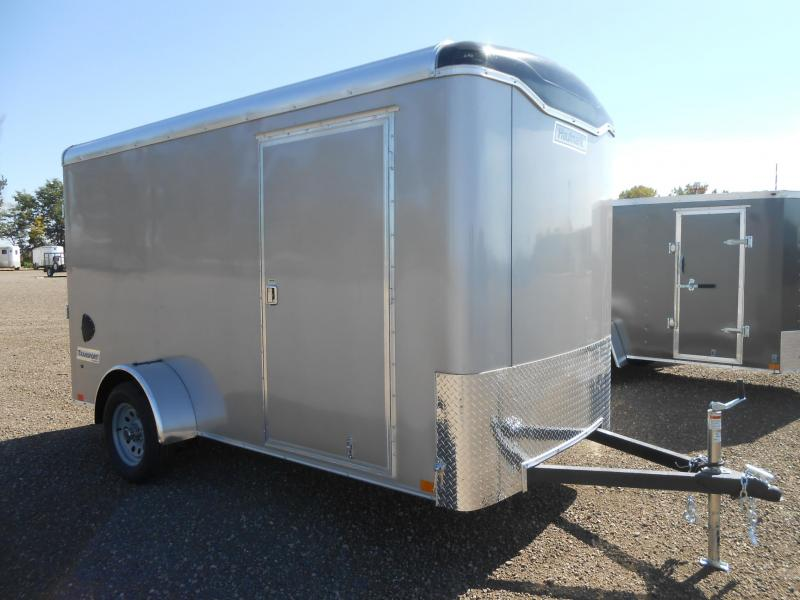 2021 Haulmark TS612S2-RD Enclosed Cargo Trailer